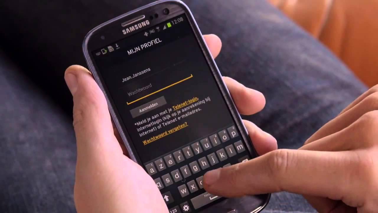 Download Yelo TV op je smartphone  aanmelden   YouTube 720p