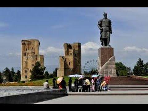 iFILMATI: Uzbekistan (Shakhrisabz)