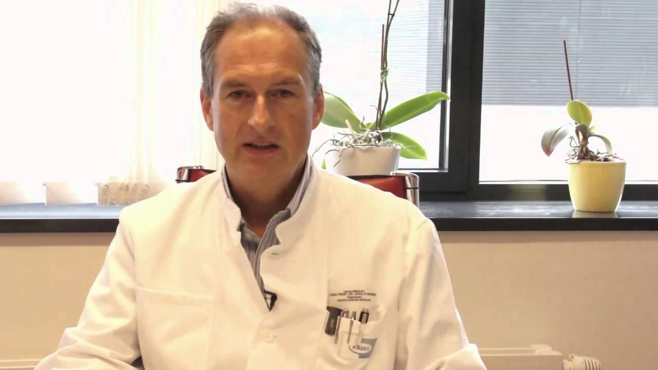 Ms bewegt interview mit prim univ prof dr j rg weber ms und stress youtube - Weber prim ad ...