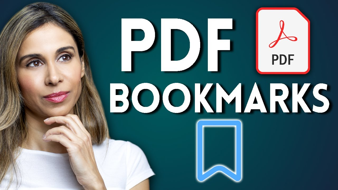 Make better PDF Files | Automatically Create Bookmarks for Easy  Navigation