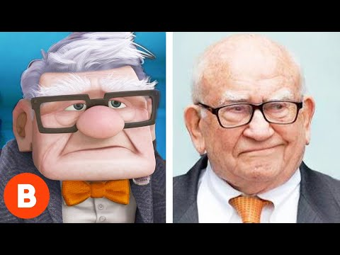 10 Voice Actors Who Look Exactly Like Their Animated Characters
