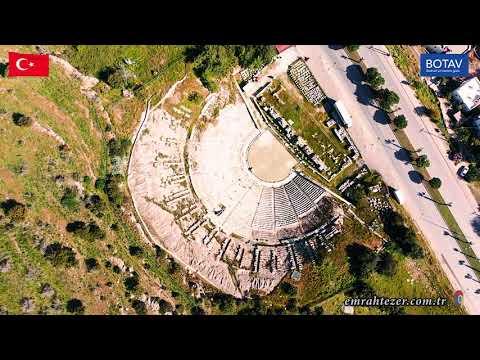Antik Tiyatro/Bodrum-MUĞLA