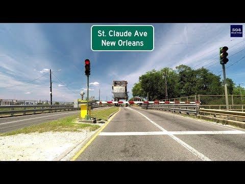 Road Trip #276 - St. Claude Avenue - Arabi To CBD - New Orleans