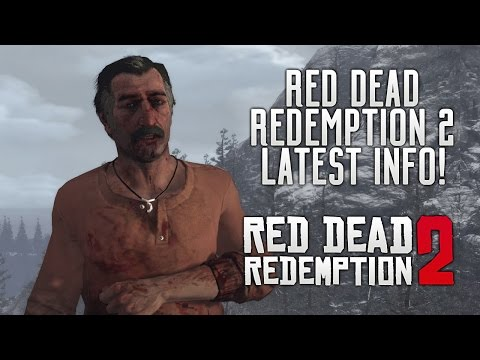 Red Dead Redemption 2 - Latest News! Dutch & Prequel Story Confirmed + Civil War Influence in RDR2?