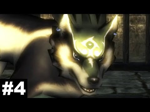 Legend of Zelda: Twilight Princess - Part 4 [Pupper Time]