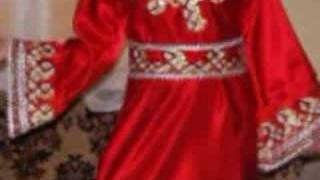 Robes Kabyles de Akila sur www.berberosa...