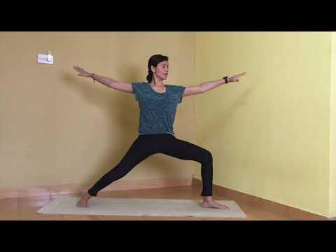 Yoga for Backache l Relieve back pain through yoga l Archie's Yoga