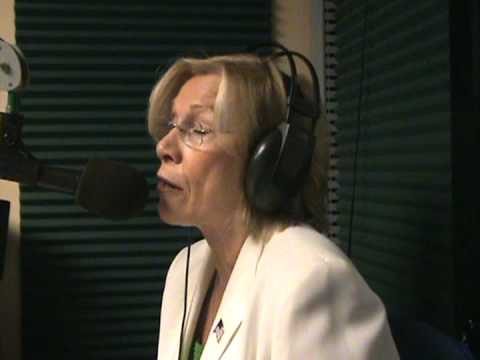 Gail for Rail Parker Independent Greens of Virginia at WPFW Radio