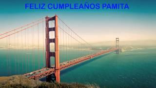 Pamita   Landmarks & Lugares Famosos - Happy Birthday