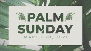 Bulletproof Christianity - Palm Sunday at Oxbow