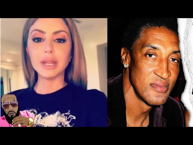 """Larsa Pippen Speaks Out And Admits To Cheating On Scottie Pippen \""""He Was Boring\"""""""