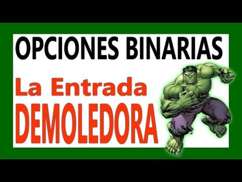 👌 ESTRATEGIAS de OPCIONES BINARIAS: La FORMA CORRECTA de ENTRAR