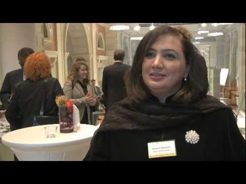 "Shukria Barakzai at ""Minds for Change"""