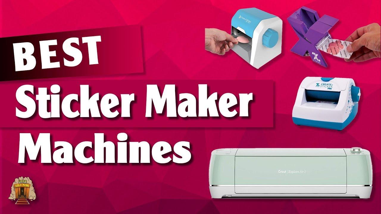 Top 5 Best Sticker Maker Machines of 2019