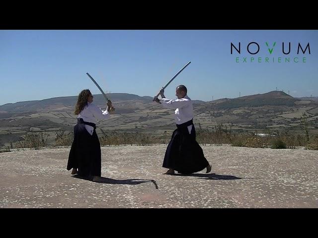 Migi - Hidari no Awase - Aikido Novum Experience - Ken no Awase - 合氣道 - 剣の合わせ - 右と左の合わせ