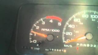 Accelerator Pedal Position Test