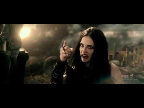 «300 спартанцев 2» Ты смеешь учить меня искусству войны? Артемисия в ярости.