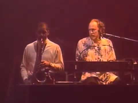 Grateful Dead with Branford Marsalis Oakland Coliseum Arena - 12 31 1990