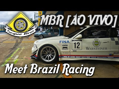 [AO VIVO] Direto do Track Day em Goiânia - Meet Brazil Racing