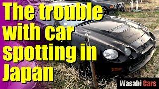 Three Recent Car Spotting Incidents: Rare Nissan Sunny Turbo LePrix, Rare Isuzus