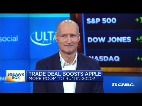 Dow Jones Today, Stocks Bounce As Apple, AMD Rise Before ...