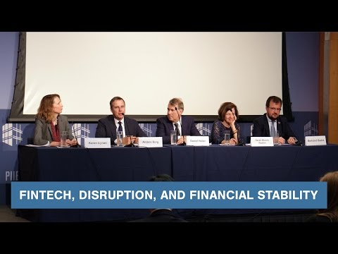 Fintech, Disruption, and Financial Stability