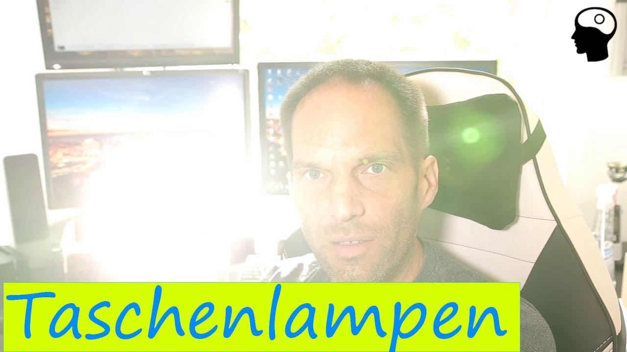 Test]: LED Taschenlampen im Test: Choetech, Riker M1X, SecrutyIng ...