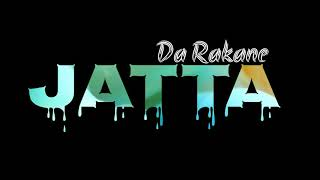 LATEST NEW PUNJABI SONG 2020 / BLACK BACKGROUND STATUS /JATTIYA /