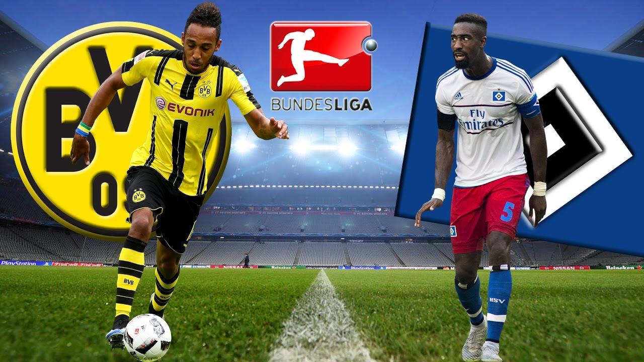 Hamburg Gegen Dortmund