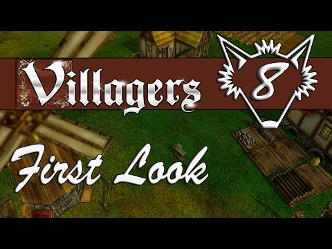 Villagers | We're Under Attack By Murderous, Rapist Bandits! | Gameplay Let's Play | Part 8