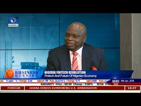 FINTECH And Future Of Nigeria Economy Pt.1 |Business Morning|