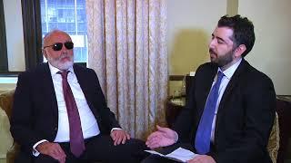 Ο Παναγιώτης Κουρουμπλής στο New Greek TV