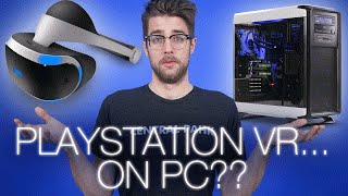 PS4.5 is real, Playstation VR on PC, Oculus Rift launches