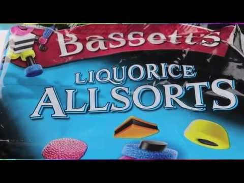 Liquorice Allsorts • 215g • Bassett's