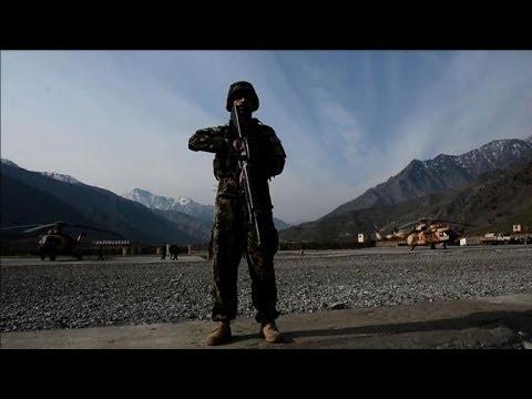 Afghan army on high alert following Taliban attack