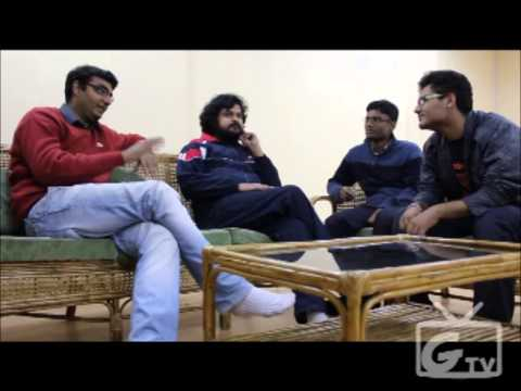 Gtv talks with IITG Alumni