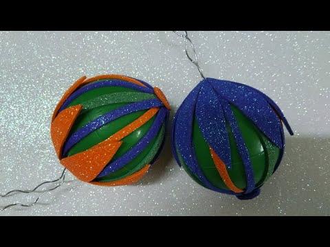 Christmas Decorations Idea   Ball Decoration for Christmas