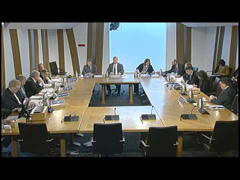 Public Petitions Committee - Scottish Parliament: 8th March 2016