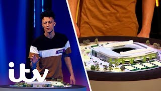 Catching a Ball for £45,000! | Small Fortune | ITV