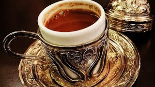 Как на Северном Кипре готовят турецкий чай и кофе