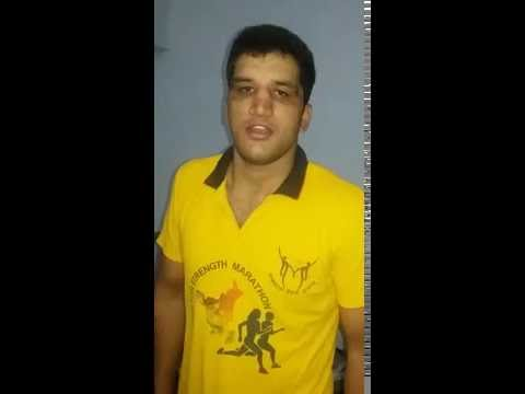 Boxer Dinesh Kumar Sangwan