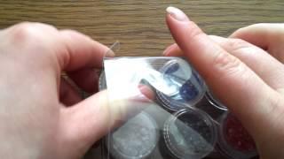 Морская ракушка для ногтей купить!