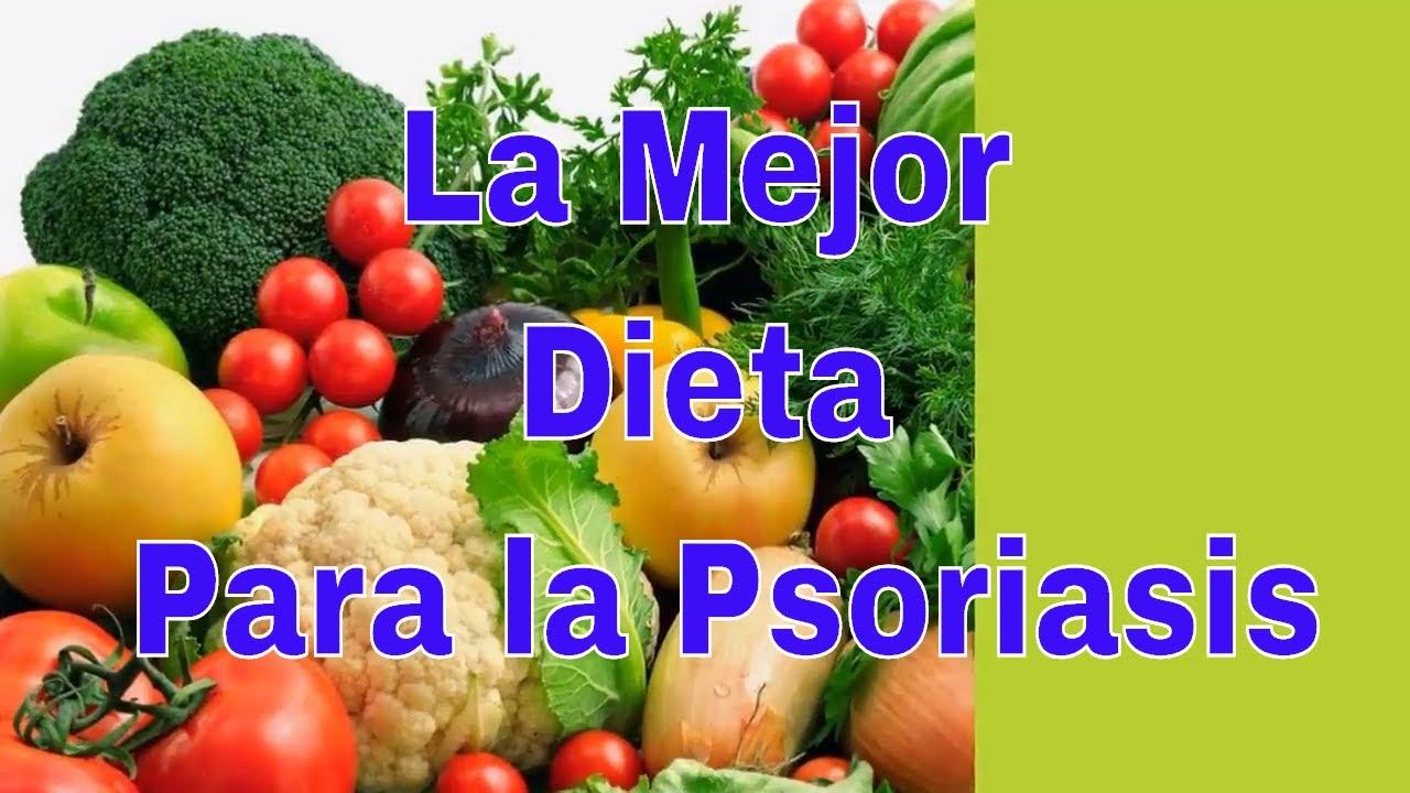 dieta adecuada para la psoriasis
