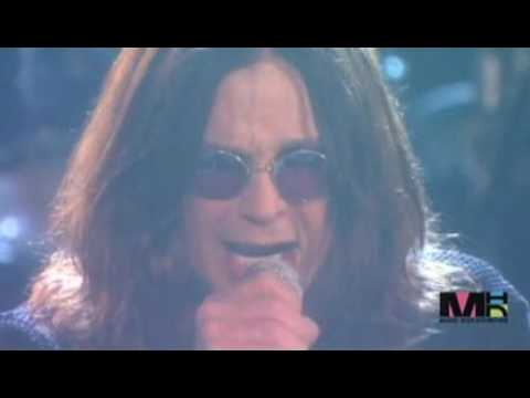 Ozzy Osbourne  Crazy Train VH1 Rock Honors 2007