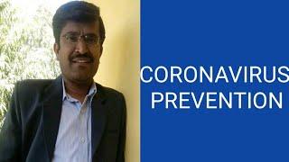 CORONAVIRUS OR COVID19 PREVENTION BY MURALI MOHAN