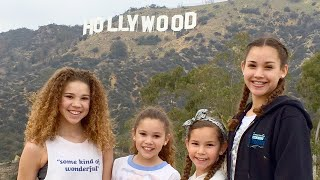 Subscribe! http://tiny.cc/subscribefunniflix the haschak sisters go to hollywood and hike several trails visit some famous landmarks! like this channel an...