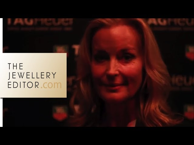 Bo Derek interview: The world's sexiest watch by TAG Heuer