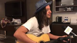 Jason Castro Performs Hallelujah
