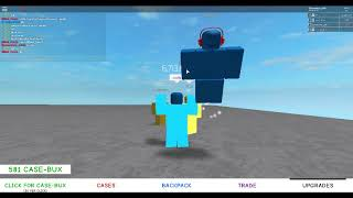 roblox Limited Clicker part idn I got admin :D