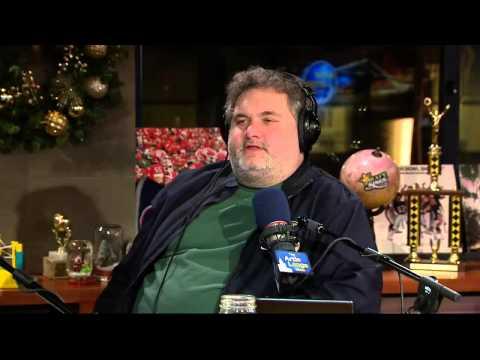 The Artie Lange Show - Martin Lewis (in-studio) Part 2